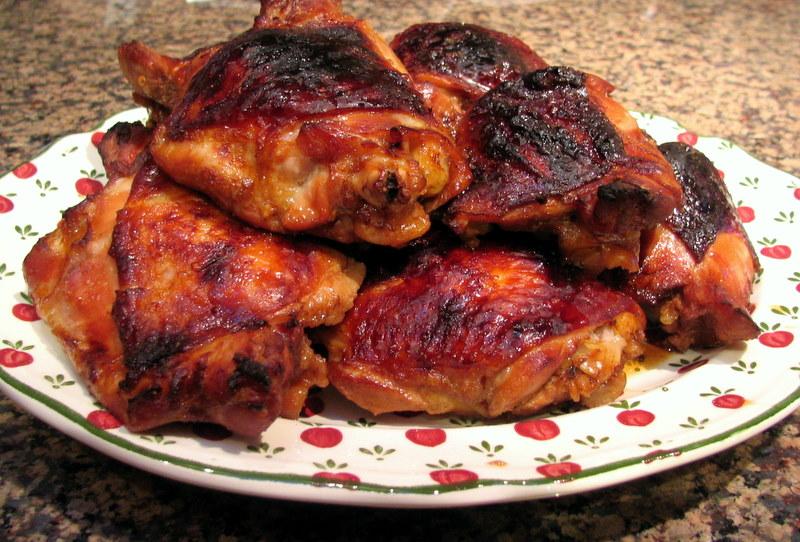 Teriyaki chicken thighs bewitching kitchen img2065 teriyaki chicken thighs forumfinder Choice Image