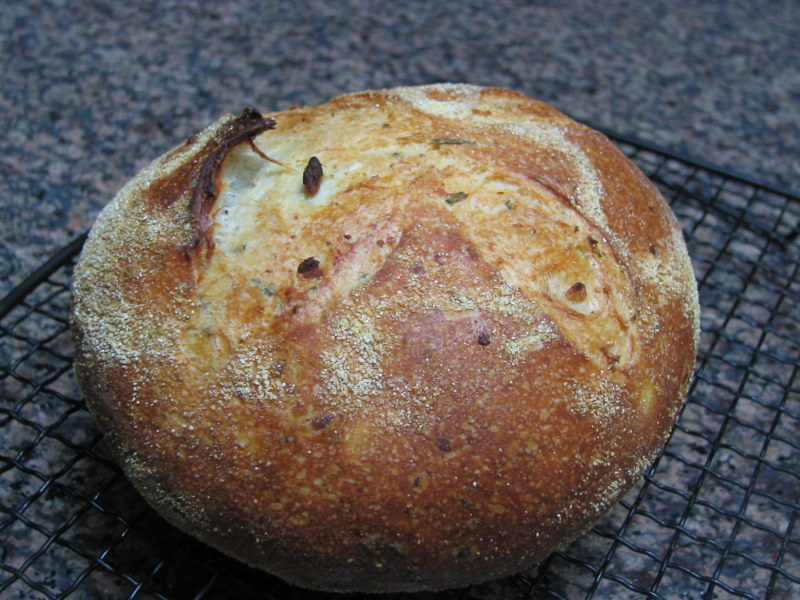 potato rosemary bread | Bewitching Kitchen