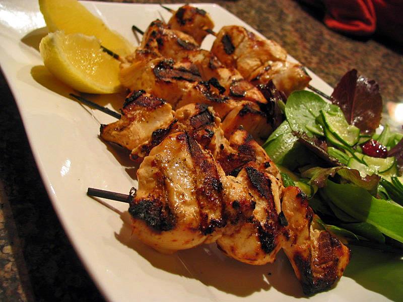 Turkish Chicken Kebabs Bewitching Kitchen