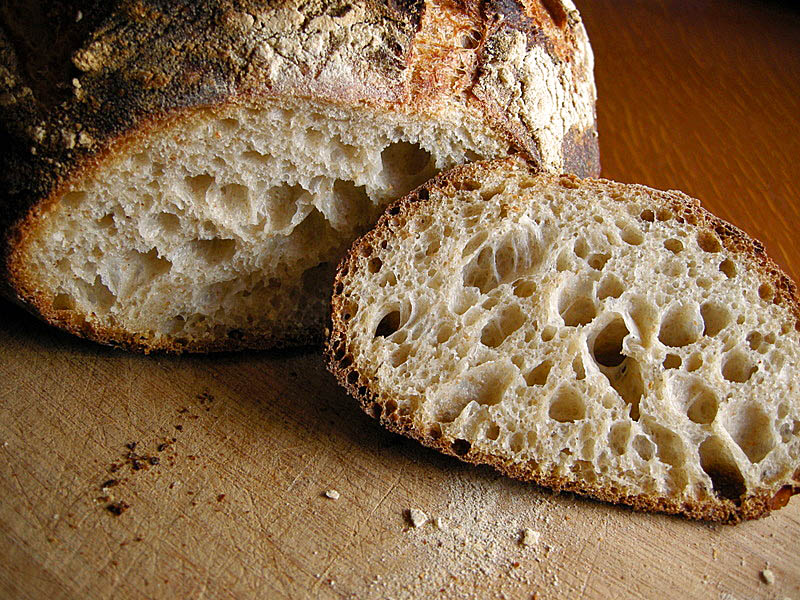 TARTINE BREAD:  BASIC COUNTRY LOAF (2/6)