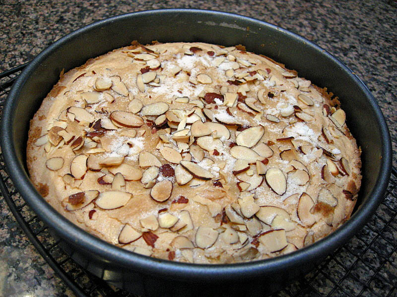 ALMOND BUTTER CAKE | Bewitching Kitchen