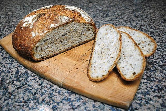 Five Grain Sourdough Bread Bewitching Kitchen