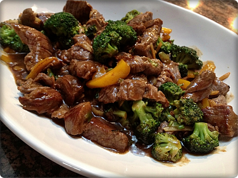 Beef and broccoli stir fry bewitching kitchen beef forumfinder Image collections