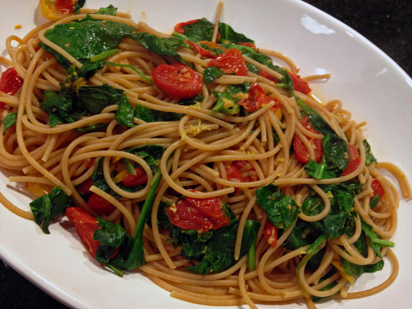 how to cut baby marrow spaghetti