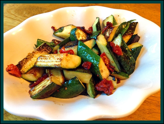 zucchini with plum tomatoes recipe yummly sauteed zucchini tomatoes ...
