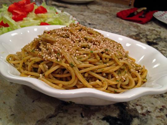 Thai-Style Pesto
