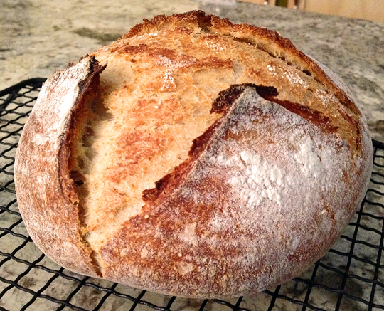 Orange Cumin Sourdough