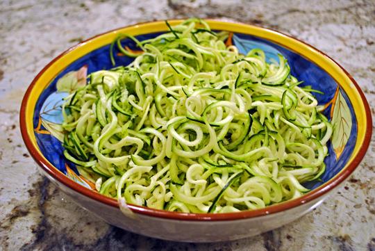 ZucchiniSpirals