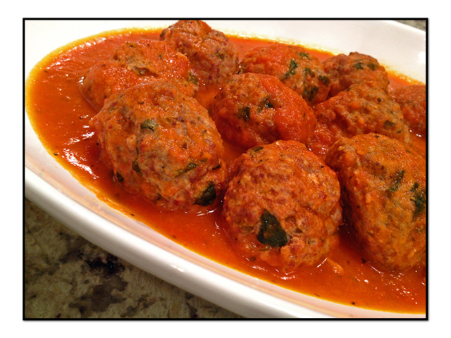 Ricotta Meatballs copy