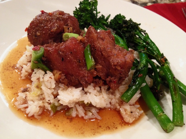 COOKING SOUS-VIDE: SWEET AND SPICY ASIAN PORK LOIN | Bewitching ...