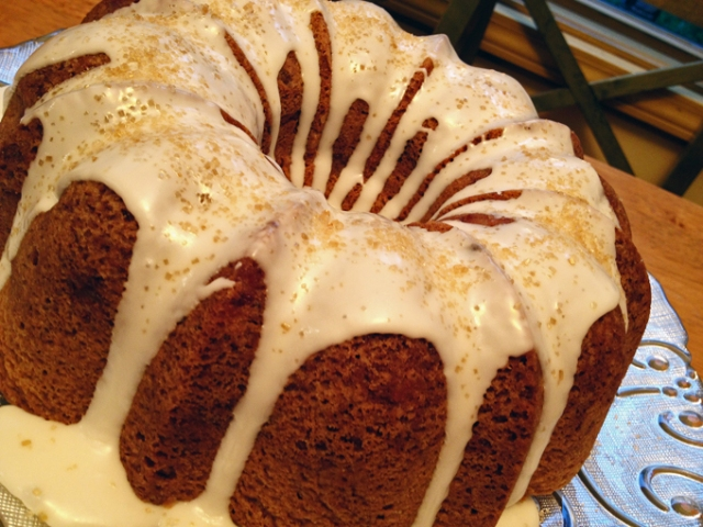 Apple Spice Cake1