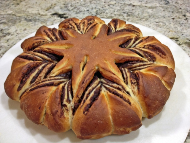 Star-Shaped Brioche1