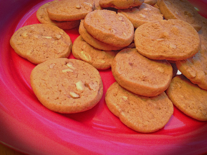 Curry Cardamon Cookies