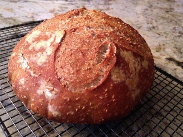 Sesame Loaf2