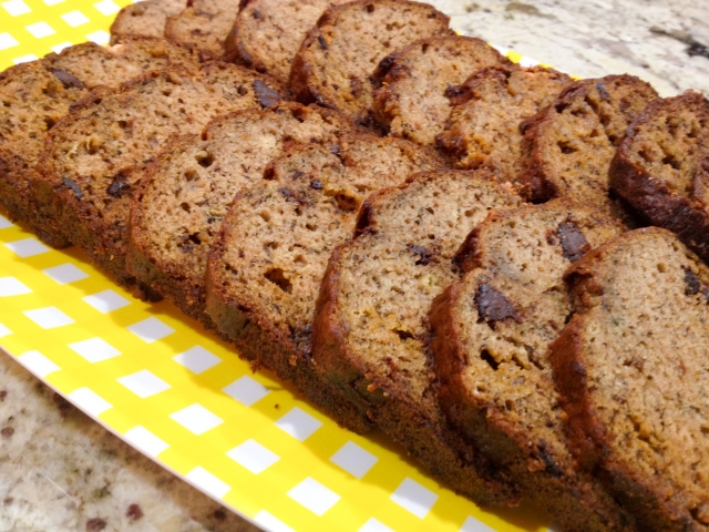 BananaBread Served
