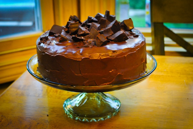 Carrement Chocolat Cake