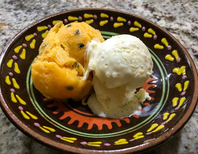 Nougat Ice Cream