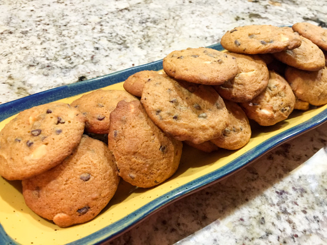 Pumpkin Choc Chip Cookies2
