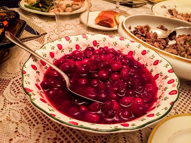 Cranberry Sauce-2