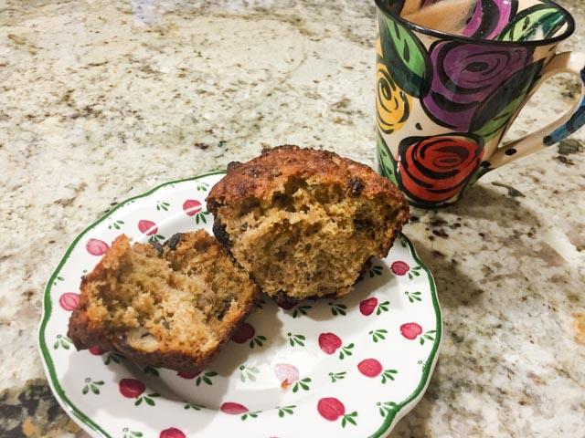 muffin crumb