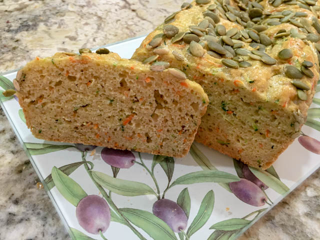Veggie Bread