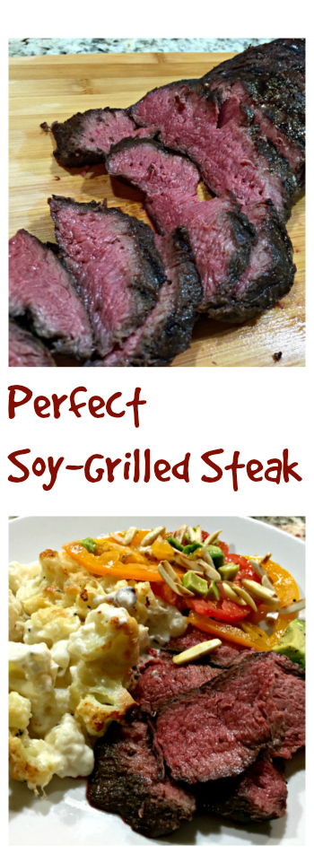 PERFECT SOY-GRILLED STEAK | Bewitching Kitchen