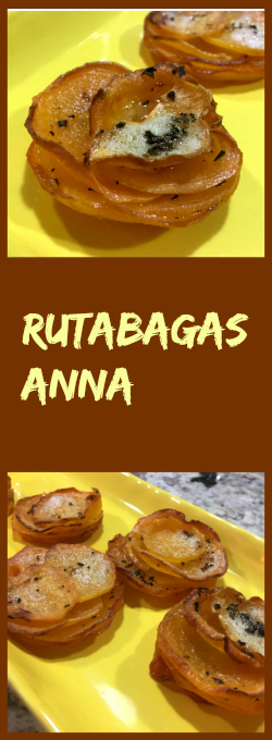 Rutabagas Anna, from Bewitching Kitchen