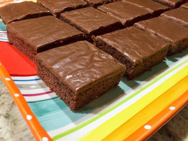Best Vanilla Texas Sheet Cake Recipe