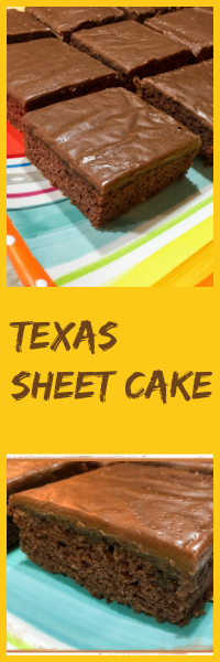 Texas Sheet Cake from Bewitching Kitchen