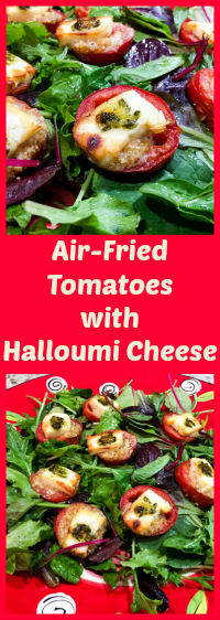 How To Cook Halloumi In Air Fryer