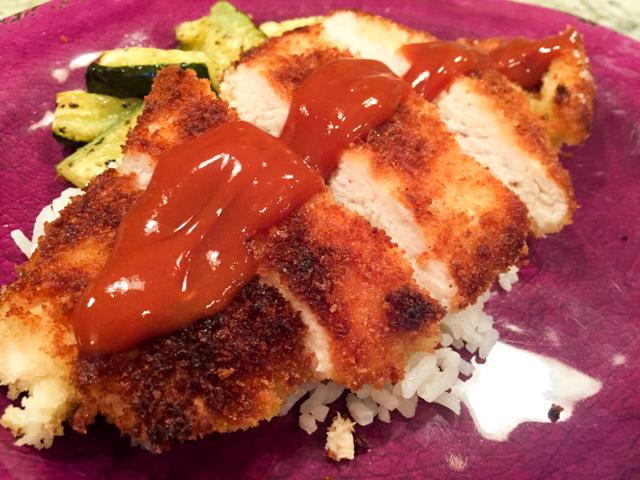 Chicken Katsu Bewitching Kitchen