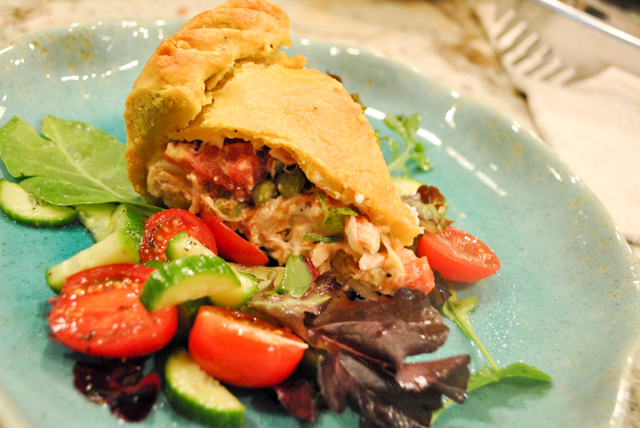 Brazilian Chicken And Hearts Of Palm Pie Bewitching Kitchen